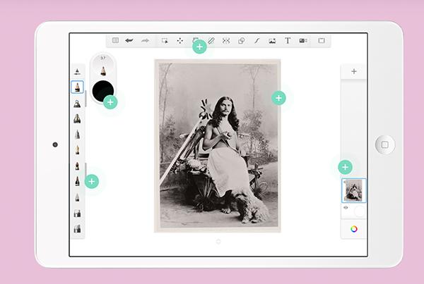 Digitales Malen und Zeichnen – mit SketchBook